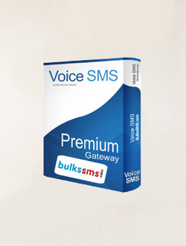 voice sms and voice call